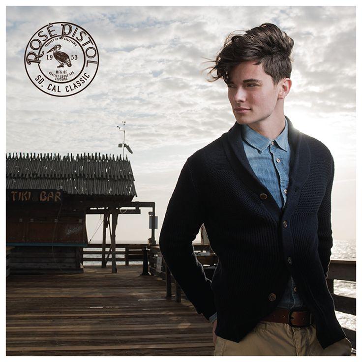 Rosé Pistol  - Spring / Summer 2015.Women's & Men's Apparel, Shoes & Accessories. For retailers, wholesalers and distributors www.vientotrading.com