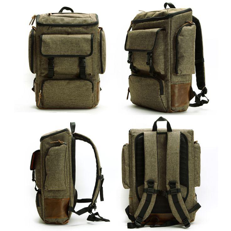 Korean Men Backpack Notebook Rucksack Y-Master 019 (2)
