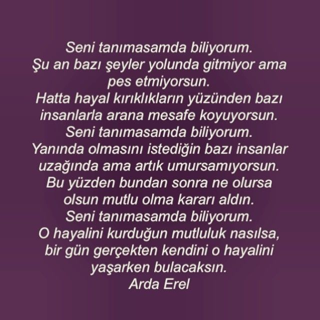 .@Arda Baysal Erel Instagram photos | Webstagram