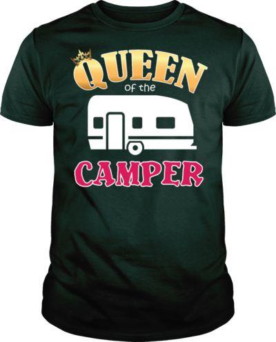 Queen Of The Camper -Dark Colors