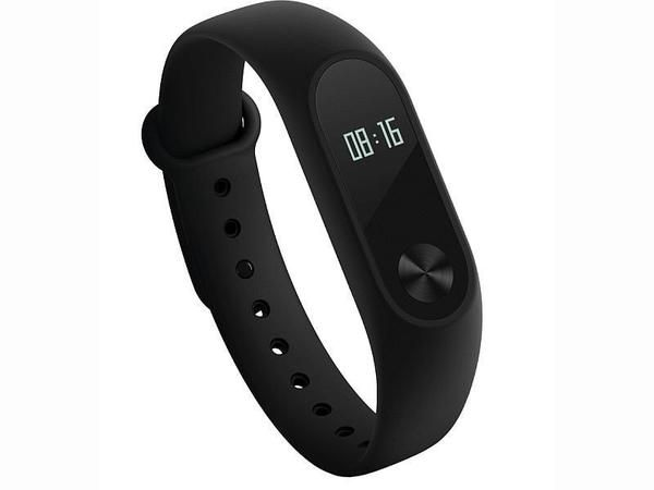 """Xiaomi Mi Band 2 Heart Rate Smart Wristband Fitness Tracker       Description:   The newest version of mi band is released on June 2nd! Mi Band 2, an updated heart rate wristband with 0.42"""" OLED display screen and Touch Button operating mode - Mi Band 2 is equipped with a ADI photoelectric heart rate sensor, can real-time detect heart rate, let you adjust the motion state scientifically and consume fat efficiently. Mi Band 2 manages your motion every moment and takes good care of you…"""
