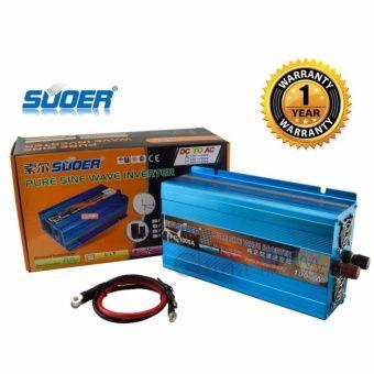 รีวิว สินค้า Pure Sine Wave Inverter 1000W 12V DC to 220 AC (FPC-1000A) ⚝ รีวิวพันทิป Pure Sine Wave Inverter 1000W 12V DC to 220 AC (FPC-1000A) เช็คราคา | codePure Sine Wave Inverter 1000W 12V DC to 220 AC (FPC-1000A)  รายละเอียด : http://shop.pt4.info/gLDSZ    คุณกำลังต้องการ Pure Sine Wave Inverter 1000W 12V DC to 220 AC (FPC-1000A) เพื่อช่วยแก้ไขปัญหา อยูใช่หรือไม่ ถ้าใช่คุณมาถูกที่แล้ว เรามีการแนะนำสินค้า พร้อมแนะแหล่งซื้อ Pure Sine Wave Inverter 1000W 12V DC to 220 AC (FPC-1000A)…