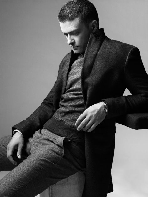 Justin Timberlake by Nino Muñoz