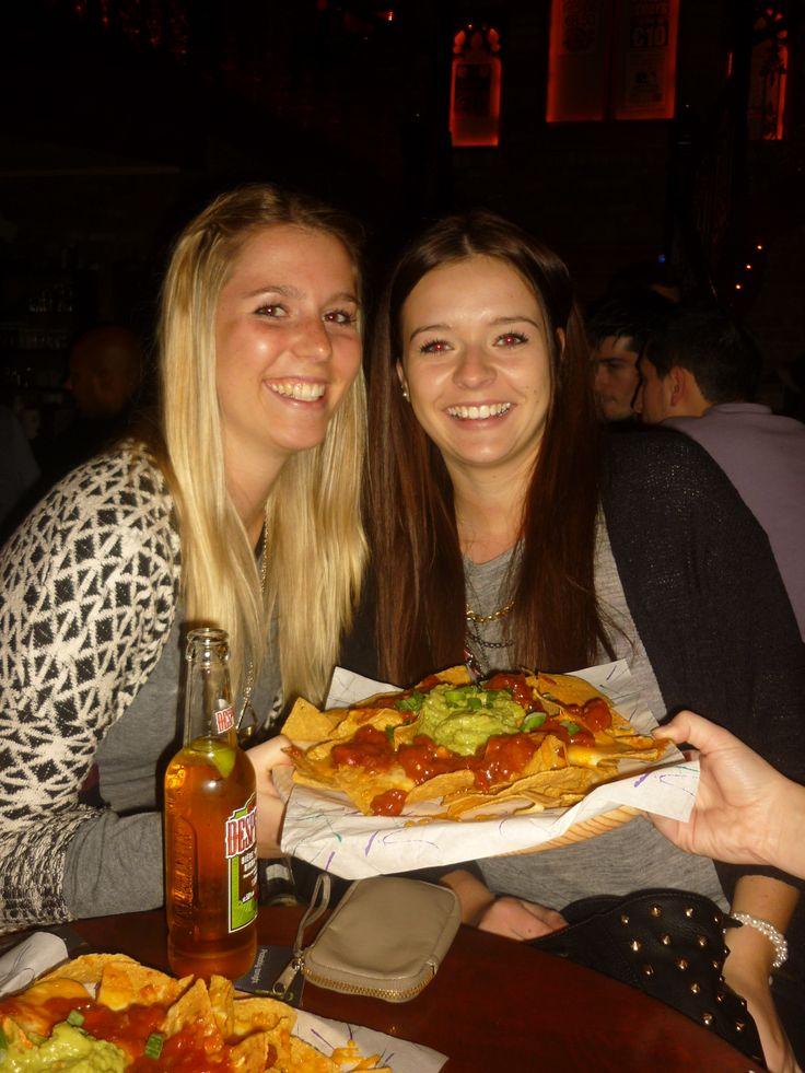 Tapas in #Barcelona. Eat like locals! #travelabroad #internship #spain #studentsgoabroad