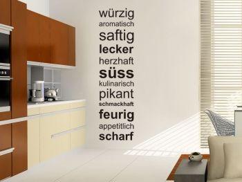 25+ einzigartige Wandtatoo küche Ideen auf Pinterest | Wandtattoos ...