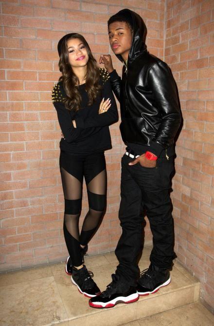 Zendaya Starring In Trevor Jackson Video | oceanUP.com