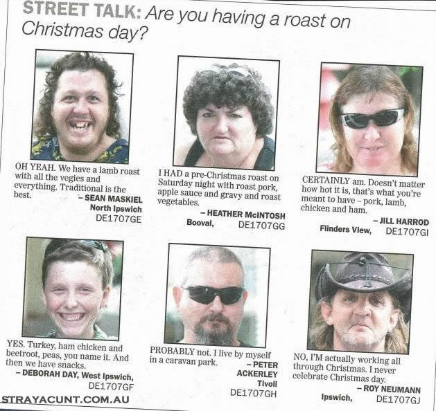 Questions to #straya people, Funny as Fuck! #bogan #strayacunt #occa