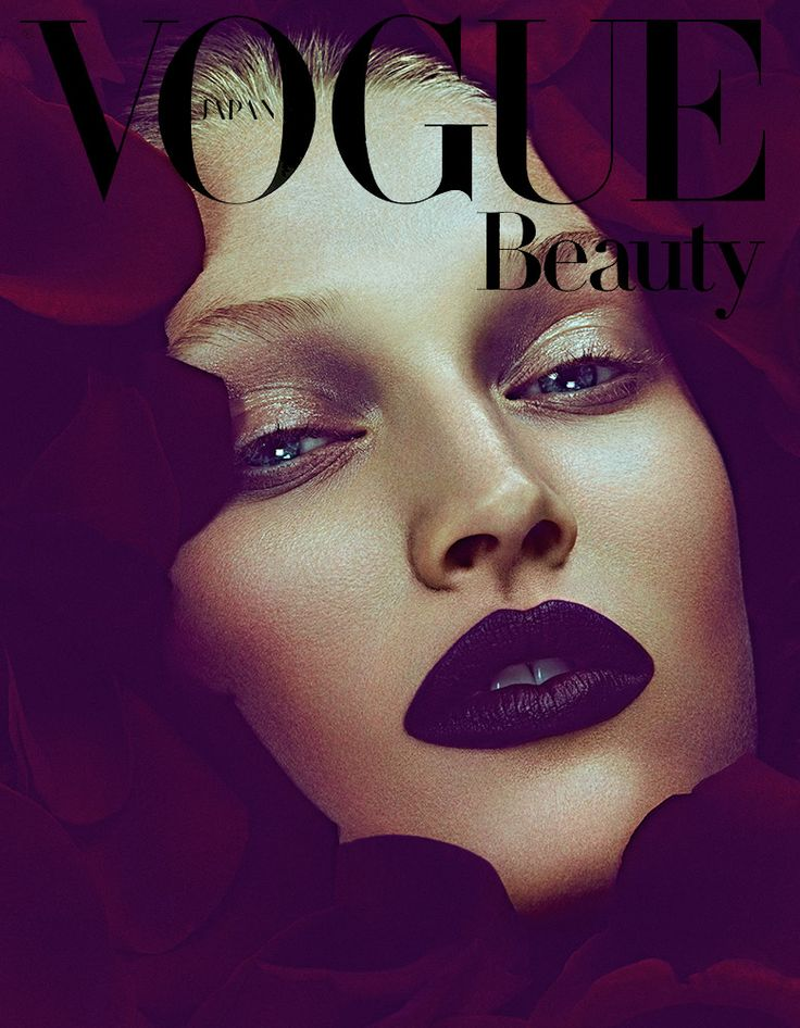 Toni Garrn by Ben Hassett for Vogue Japan December 2013 | The Fashionography