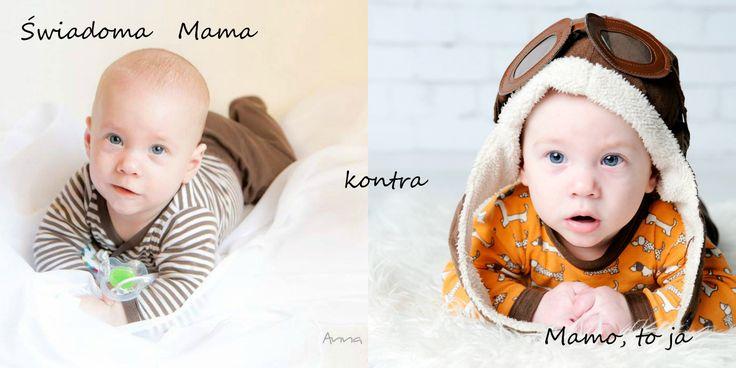 świadoma mama vs mamo to ja