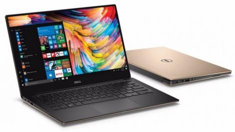 Rose gold Dell XPS 13 shows itself early thanks to international slip up