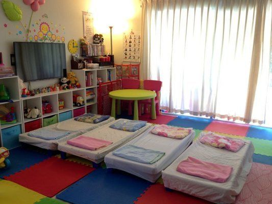 SMALL DAYCARE CENTER SETUP BEFORE AND AFTER - Google Search                                                                                                                                                                                 More
