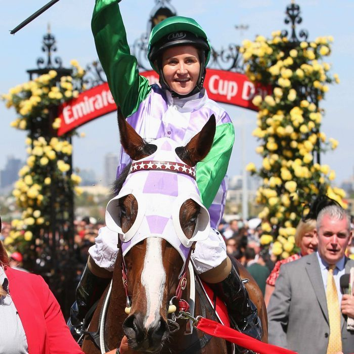 2015 - Michelle Payne is on top of the racing world after becoming the first female jockey to win the Melbourne Cup, but it has been far from an easy road to success.