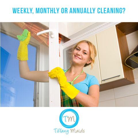 how to get yearly cleaning contracts