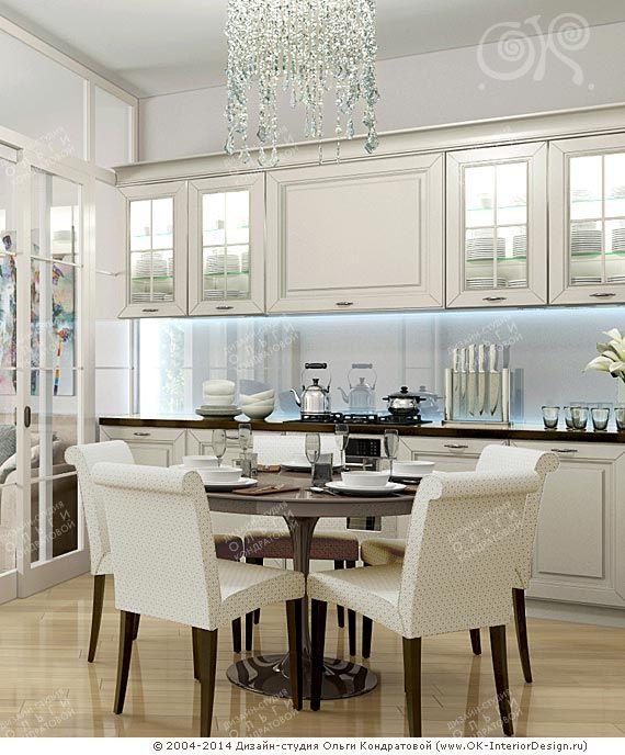 Скандинавский стиль в интерьере кухни on Дизайн интерьера квартир, фото 2015-2016   Дизайн-студия Ольги Кондратовой  http://www.ok-interiordesign.ru/wordpress/wp-content/gallery/kitchen-interior-design-3d/kuhnya-stolovaya-scandi-2.jpg