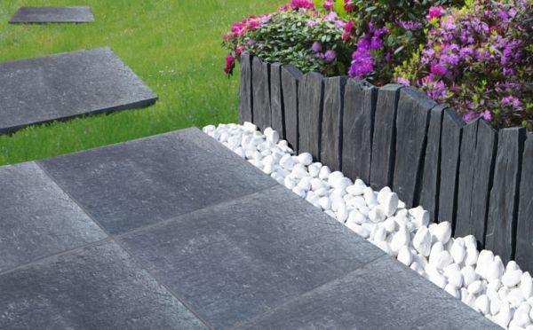 Différents bordures de jardin   archzine.fr