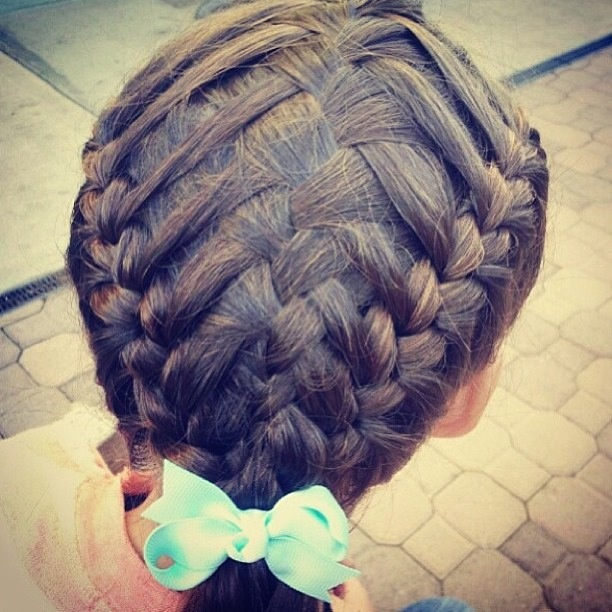 Miraculous 1000 Ideas About Gymnastics Hairstyles On Pinterest Gymnastics Short Hairstyles For Black Women Fulllsitofus
