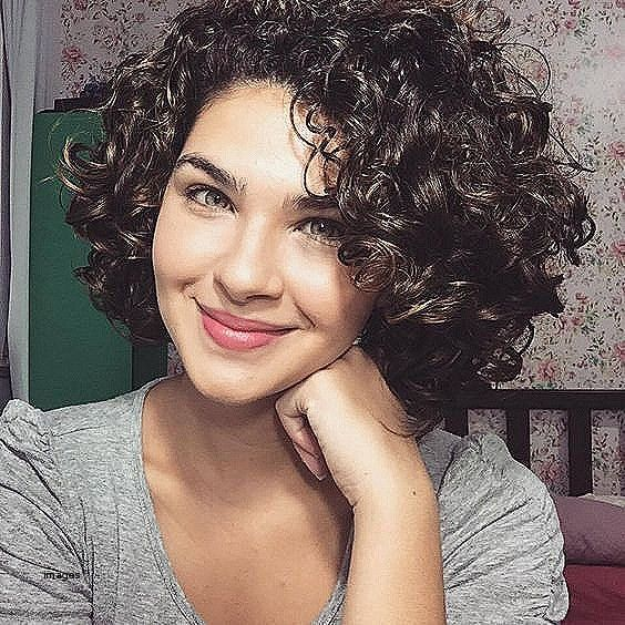 Naturally Curly Short Hairstyles 2018 Lovely Gallery Natural Curly