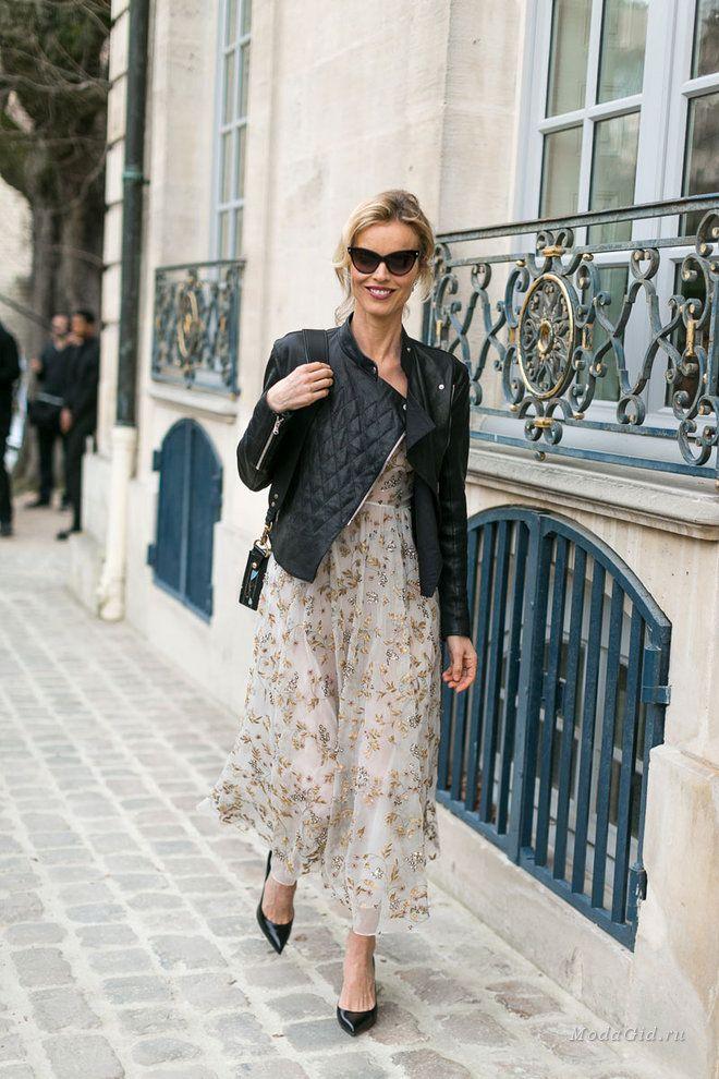 Уличная мода: Завершающий обзор уличного стиля на неделе моды в Париже сезона осень-зима 2017-2018