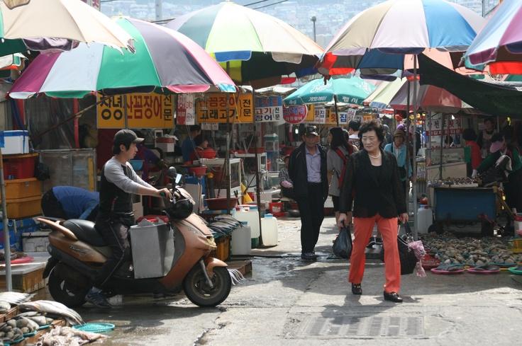 @ 2012.5.26  부산 자갈치 시장의 흔한 모습