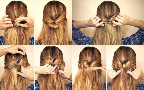 96 Best Cute Hairstyles Step By Step Hairstyles For Long Hair Medium Hair Styles Easy Updos For Medium Hair Updos For Medium Length Hair