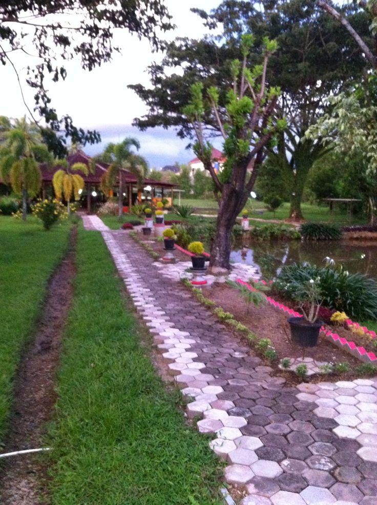 Padang in Sumatera Barat