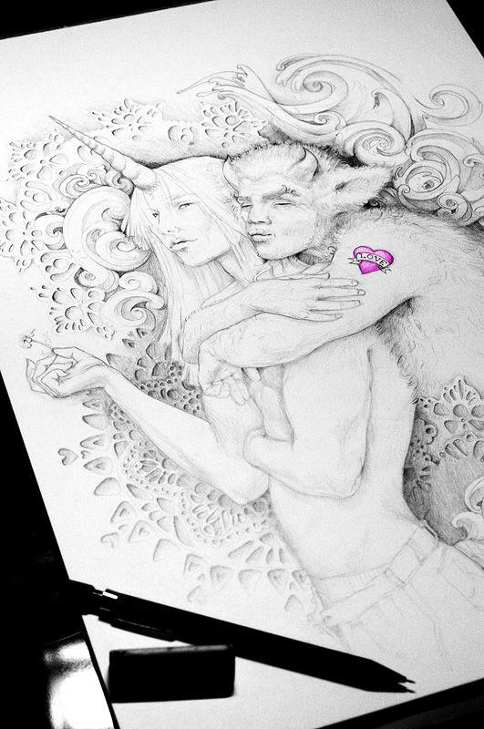'Love' by Sirkku Tuomela 2015