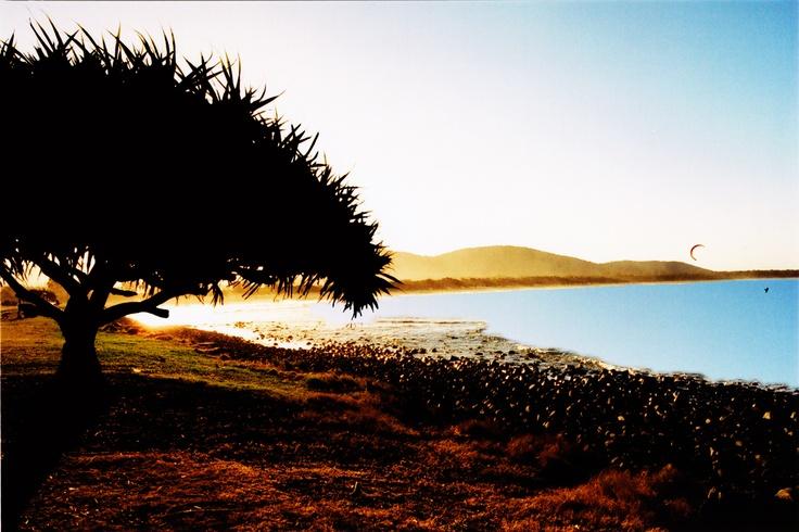 Crescent Head NSW one evening