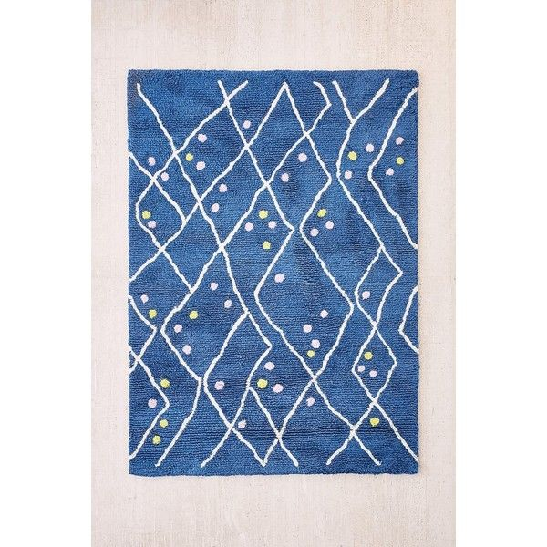 Taza Wool Shag Rug (£190) ❤ liked on Polyvore featuring home, rugs, patterned area rugs, patterned rugs, wool pile rug, shag pile rug and shag rugs