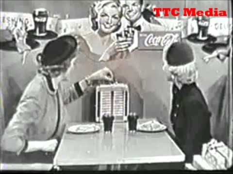 ▶ 1950's Coca Cola Commercial - YouTube