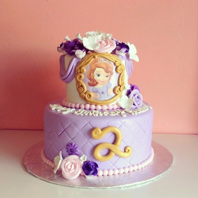 Sofia The First Cake Design Goldilocks : 1000+ ideas about Sofia Cake on Pinterest Sofia birthday ...