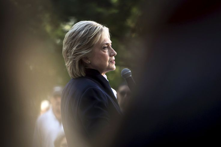 U.S. Democratic presidential candidate Hillary Clinton speaks during a community forum campaign event at Cornell College in Mt Vernon, Iowa, Oct. 7, 2015.