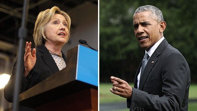 Obama leaves Clinton with a Democratic Party moving left | TheHill