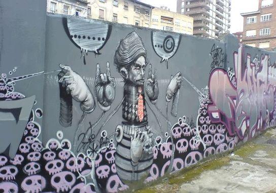 Arte o Vandalismo?