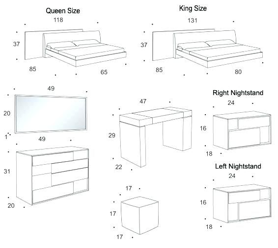 Standard Couch Dimensions Standard Furniture Sizes Standard