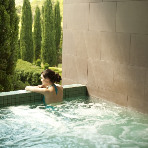 Daylesford signature spa experiences - The Retreat, Mineral Spa at Peppers Springs