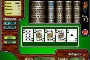 Casino juegos gratis poker