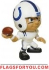 "Colts Lil' Teammates Series 2 Quarterback 2 3/4"" tall"