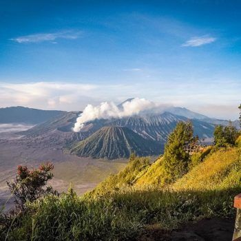 Mount Bromo Tour from Yogyakarta by Train