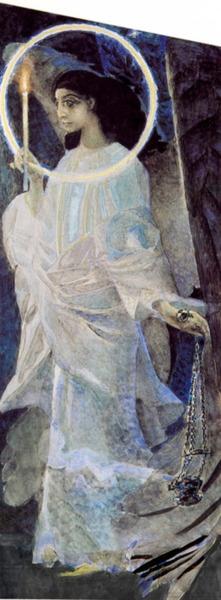 Mikhail Vrubel 1887