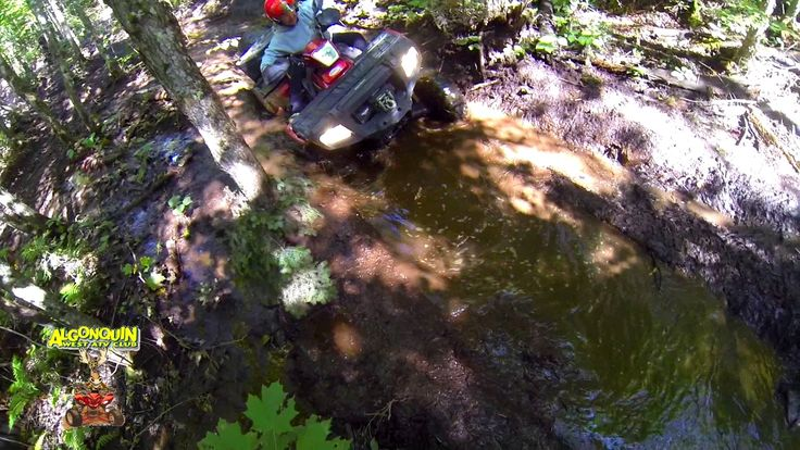 ATV Trails in the Kearney Area Thanks to Algonquin West ATV Club