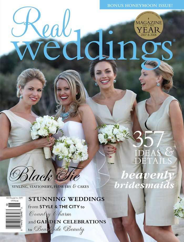 Real Weddings - Issue 18