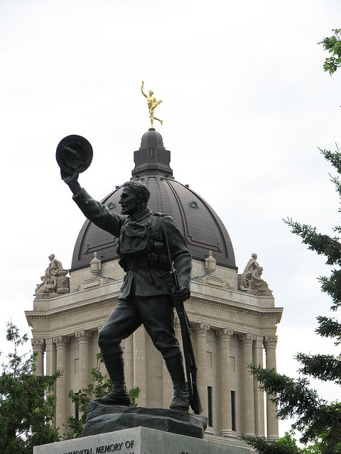 Winnipeg Soldier's Relatives' Memorial | Flickr - Photo Sharing!