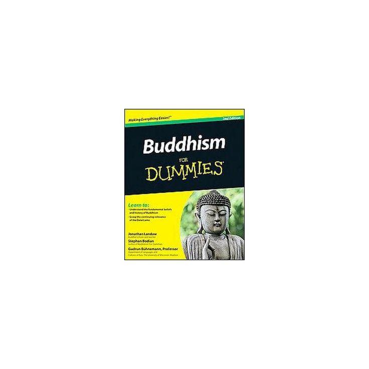 Buddhism for Dummies (Paperback) (Jonathan Landaw)
