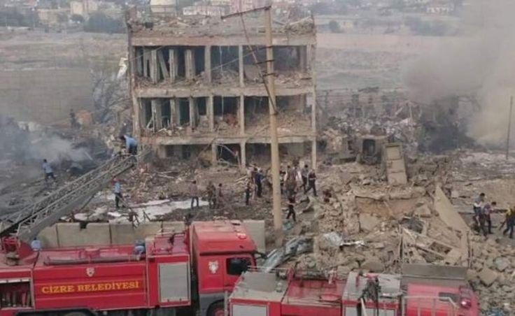 Une attaque à la voiture piégée attribuée aux rebelles kurdes a visé vendredi…