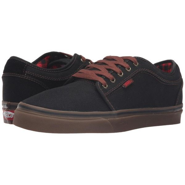 VANS Chukka Low - (Buffalo Plaid) BlackGum [shop-mg_ZP-7382137-629207] - $39.99 : Vans Shop, Vans Shop in California