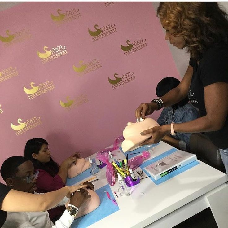 ‼️‼️‼️Just Added another Date May 28 Swan's Eyelash Extension Training Class only $399...Available Dates..call 404 565-2085 or go online to www.swanskinandnailspa.com and pay your $200.00..deposit with the PayPal…