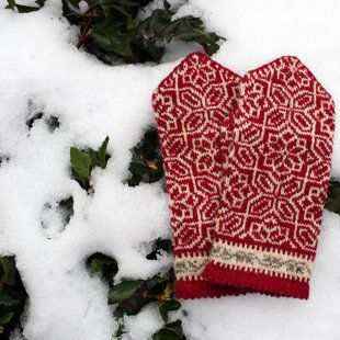 Saules Lācis - Gloves and mittens