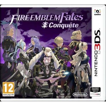 FIRE EMBLEM FATES Conquête - 3DS