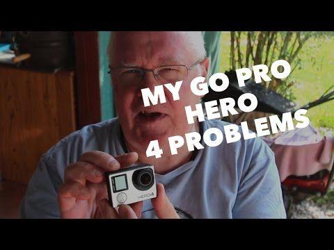 GoPro Hero 4 Black Problems.