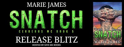 Abibliophobia Anonymous                 Book Reviews: **RELEASE BLITZ WITH REVIEW**  Snatch by Marie Jam...